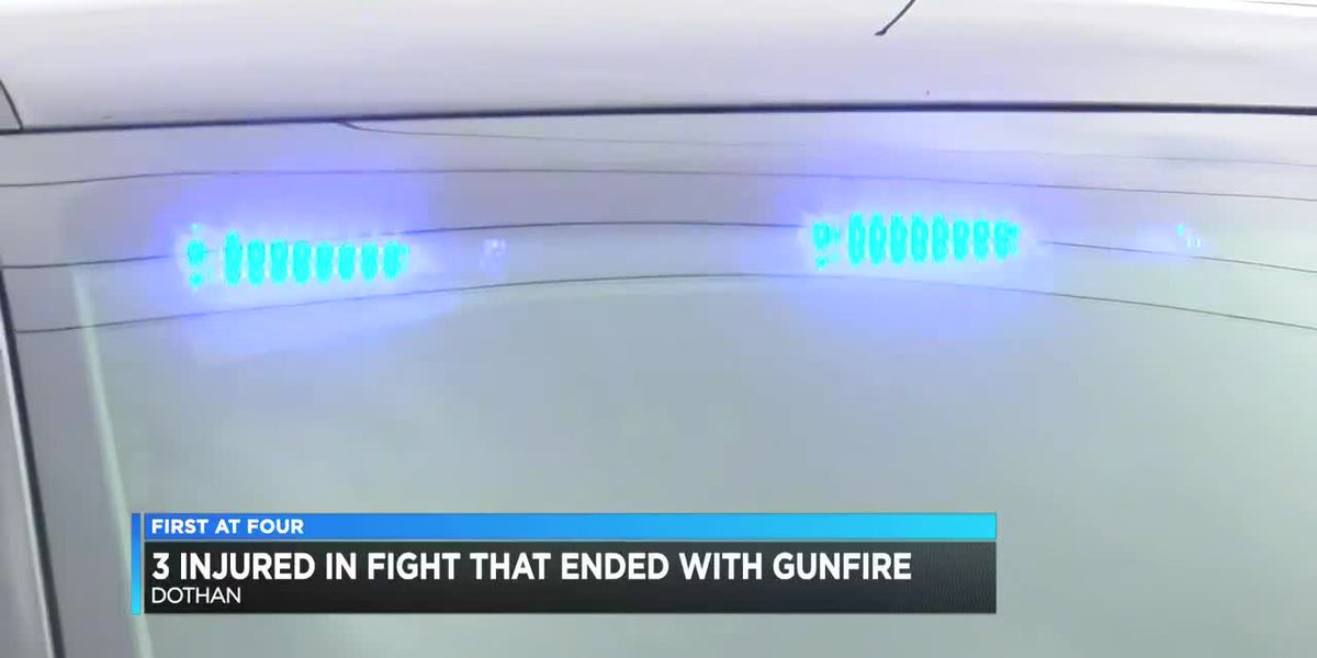 3 injured in fight that leads to gunfire