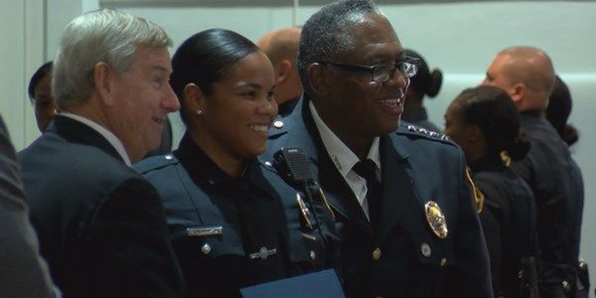 19 officers graduate from Montgomery Police Academy