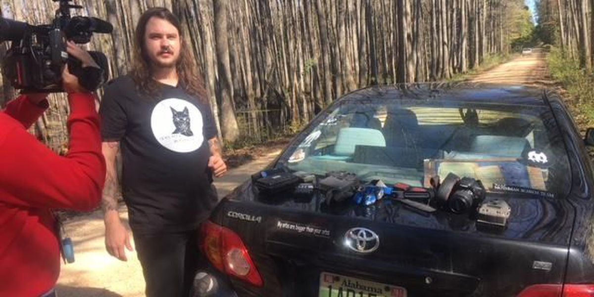 Paranormal investigator makes stop at haunted Prattville spot
