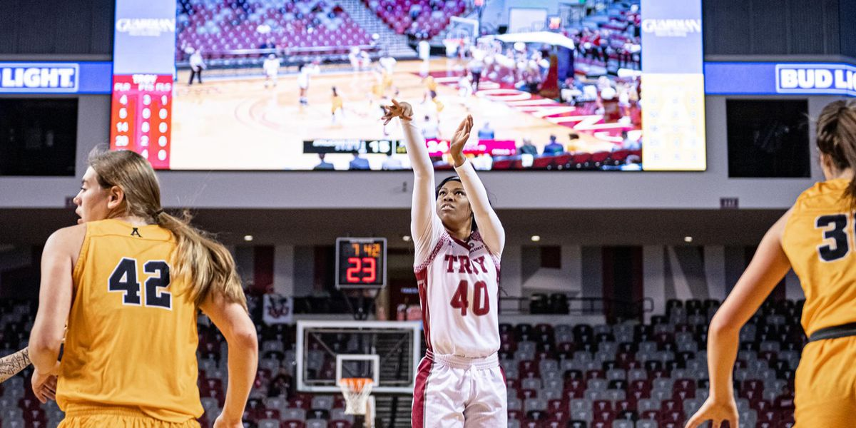 The numbers behind Troy's program record 9-game win streak