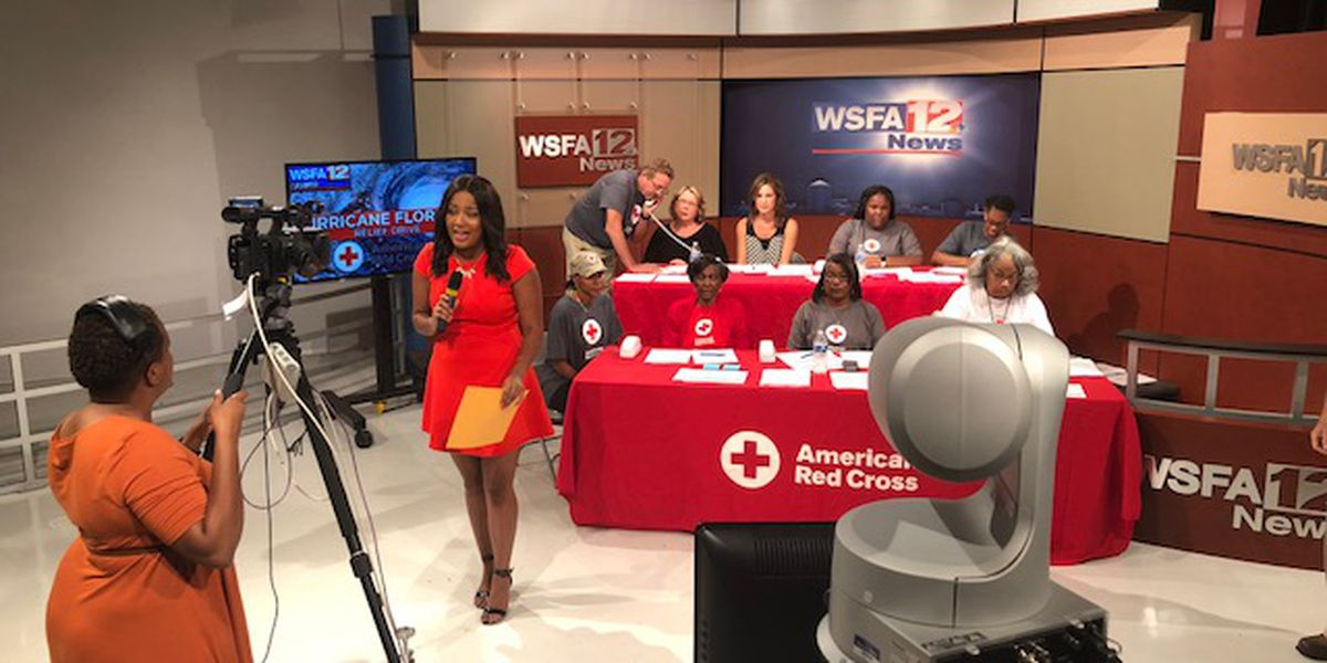 Donations top $30K to WSFA 12 News, American Red Cross relief drive