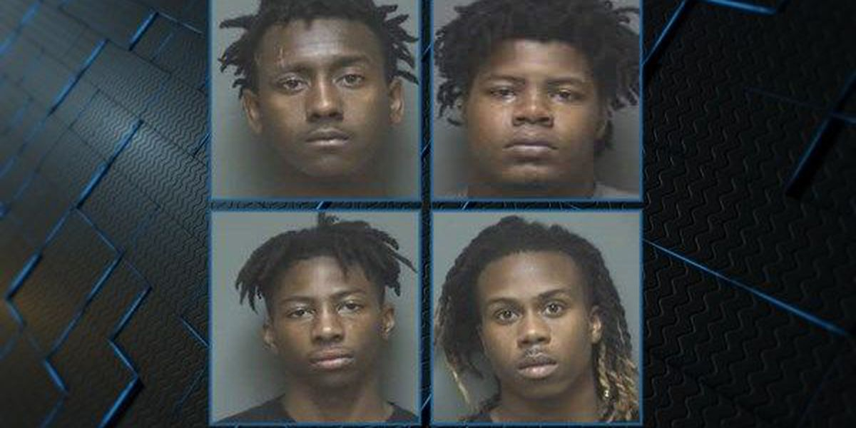 4 arrested, another sought in Dothan home invasion