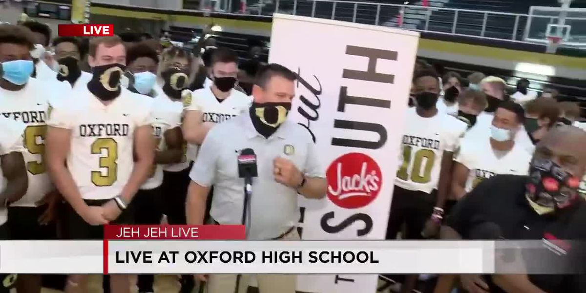 Coach Keith Etheredge leaving Oxford for Auburn High