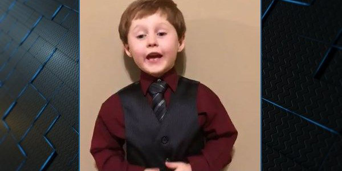 6-year-old raises almost $1,500 for American Heart Association