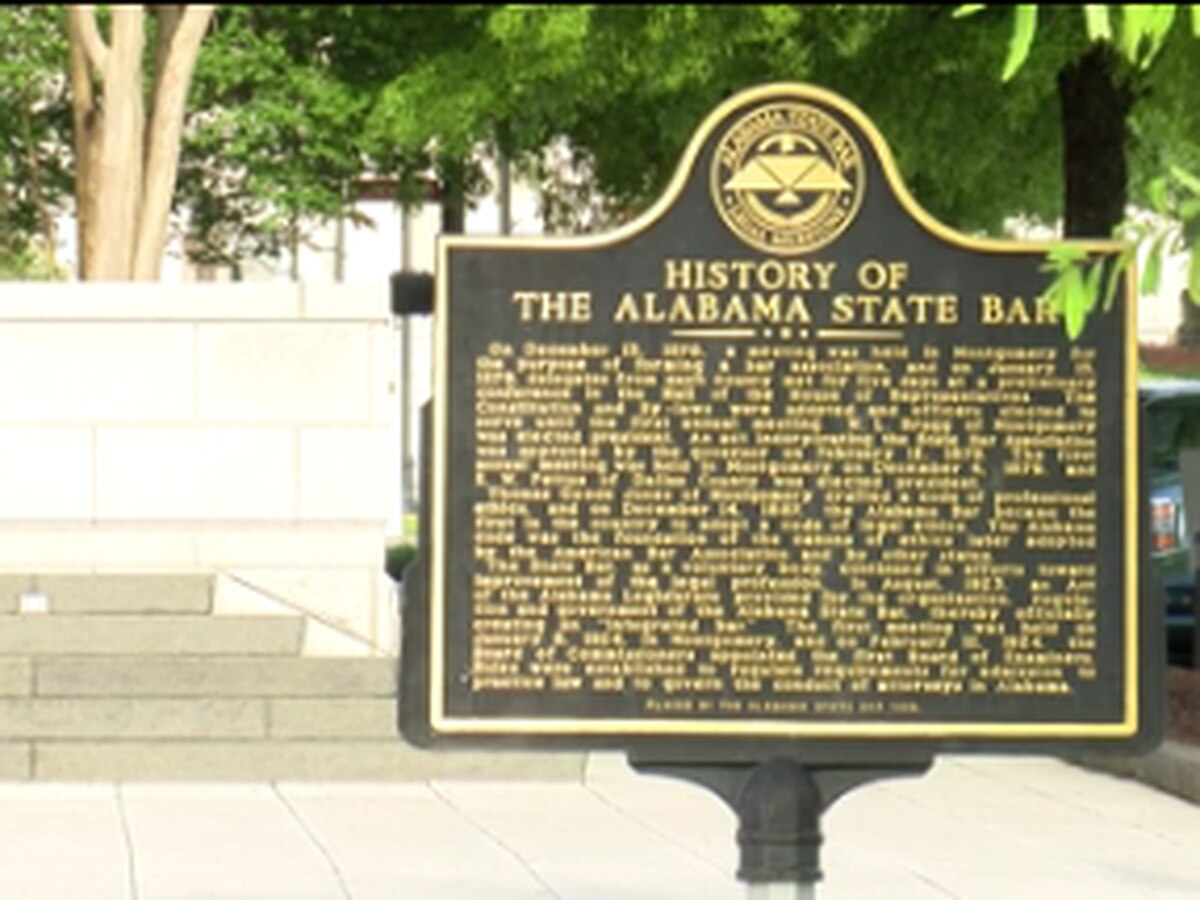 Former Alabama State Bar director ordered to pay $100K in fines