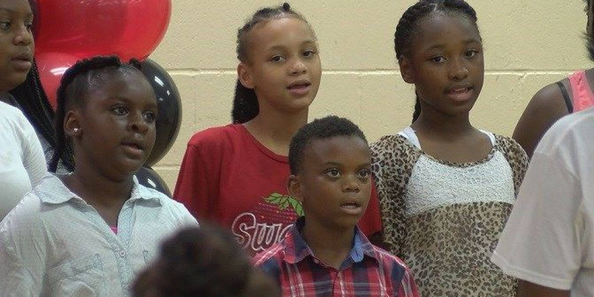 Montgomery family keeps slain loved one's memory alive with unique initiative