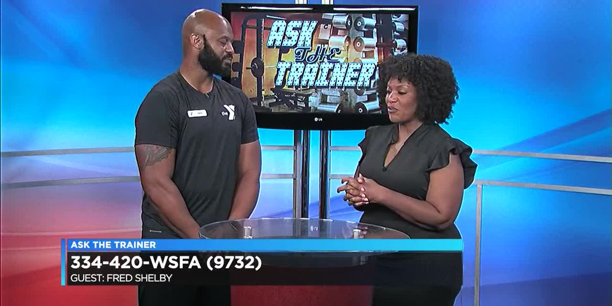 Ask the Trainer: Fred Shelby