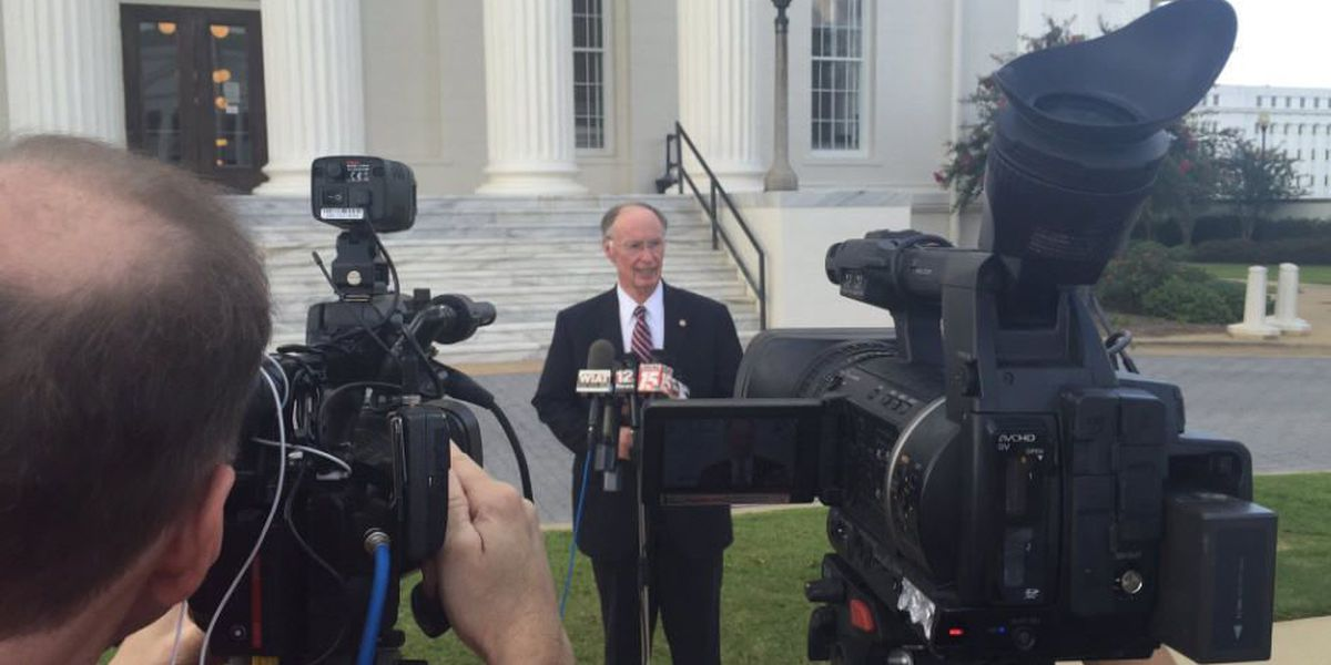 Gov. Bentley calls lottery vote date debate a 'smokescreen', urges action
