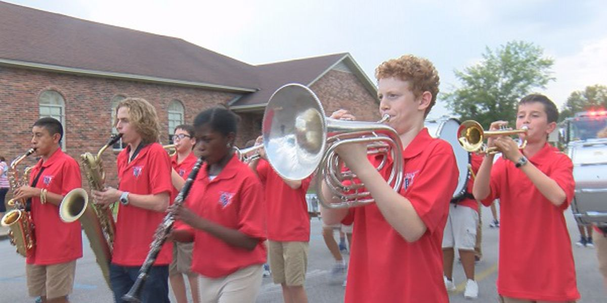 Pike Road High School marches towards first homecoming
