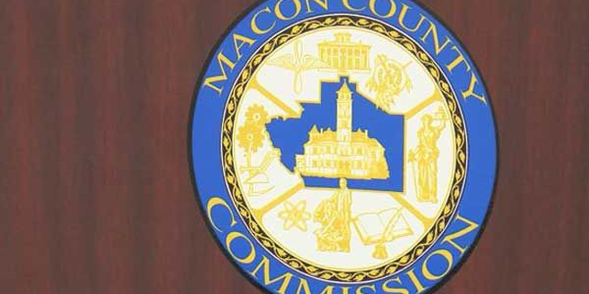 2 candidates face off for Macon County Commission chairman seat