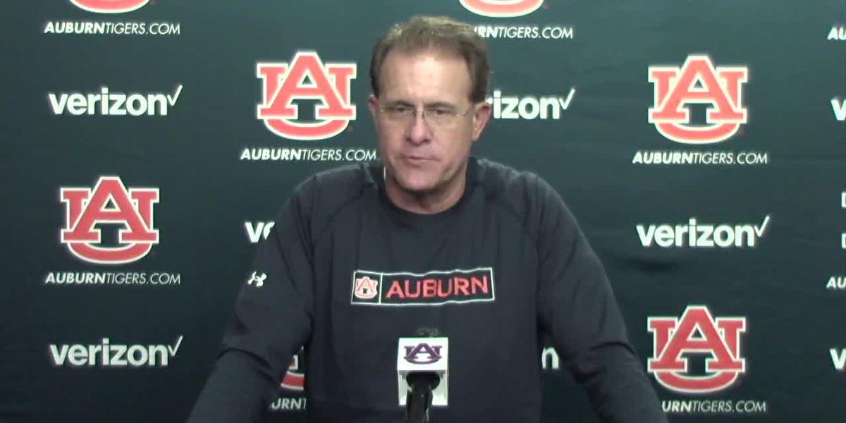 Gus Malzahn breaks silence 1 day after Auburn fires him