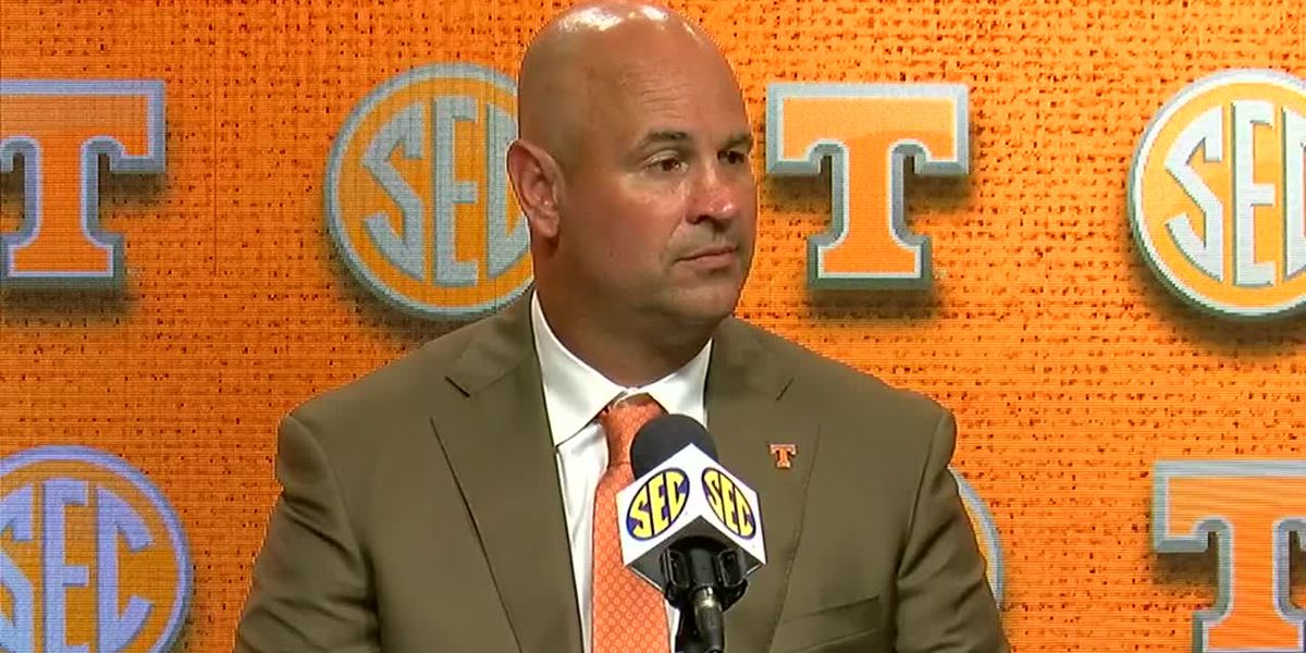 A self evaluation shows Jeremy Pruitt dropped the ball at Tennessee