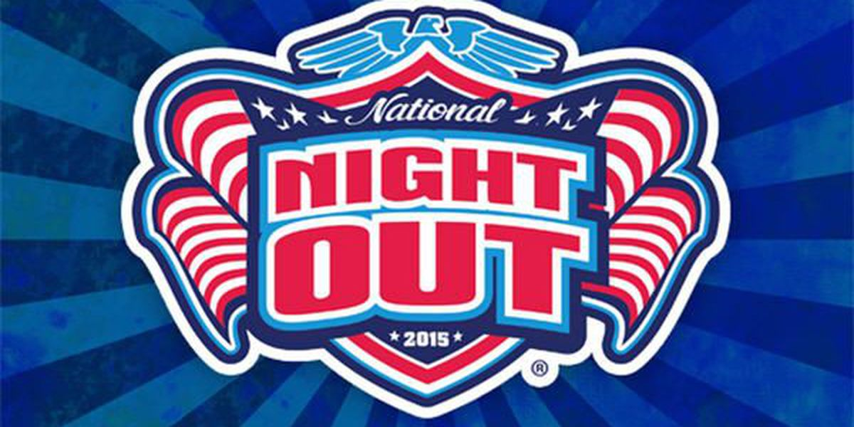 Tonight is National Night Out