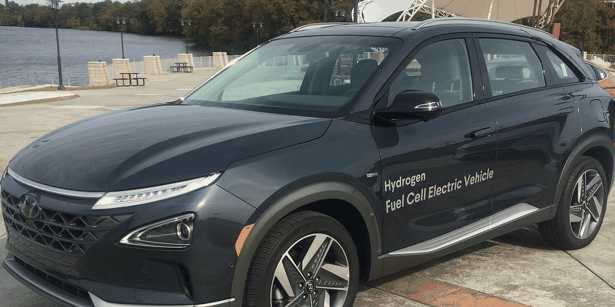 Hyundai's hydrogen-fueled SUV hits Montgomery roads for 6 months