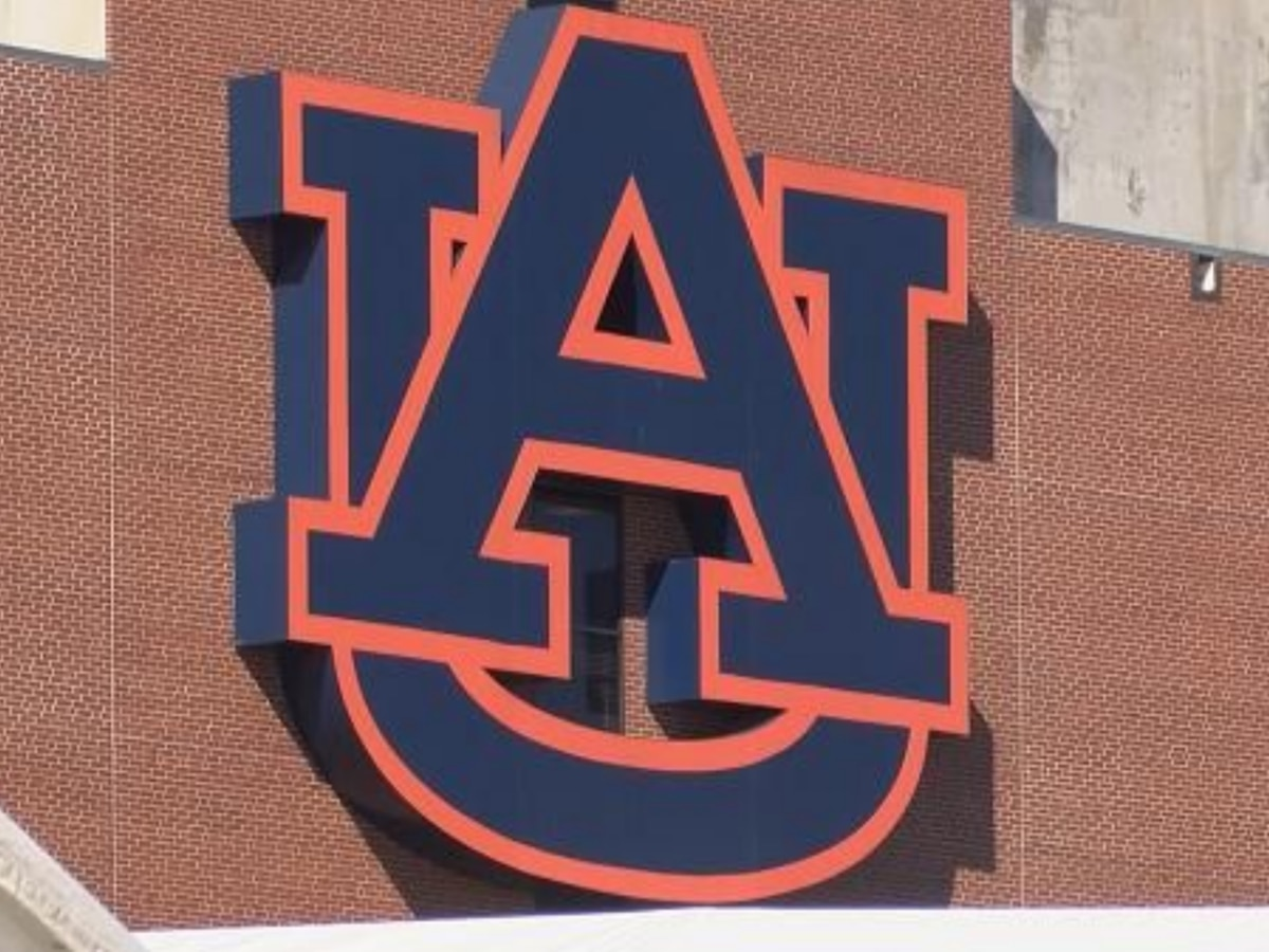 Auburn makes 'subtle adjustments' to iconic AU logo