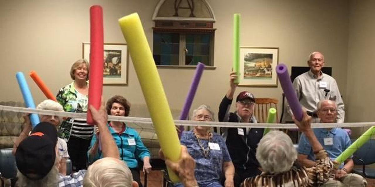 Respite Ministry providing fun for Alzheimer's patients