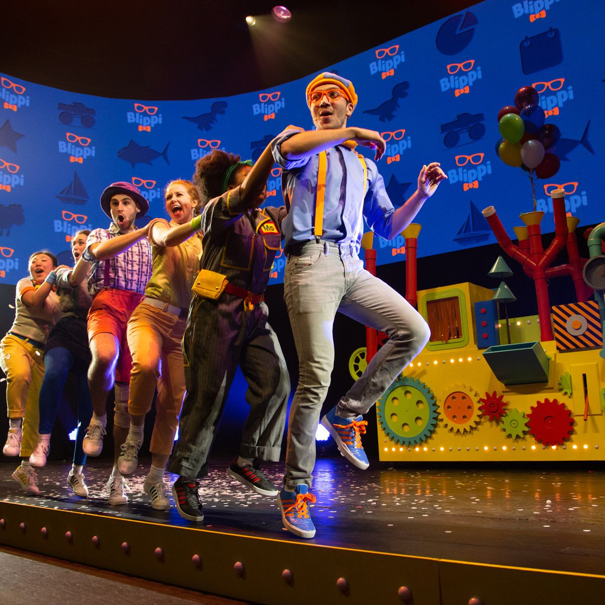 'Blippi the Musical' headed to Montgomery