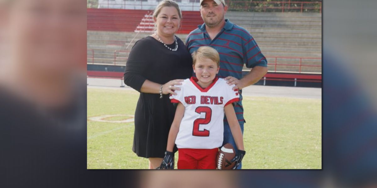 GoFundMe created for 8-year-old boy critically injured in Lawrence Co. tornado as recovery continues