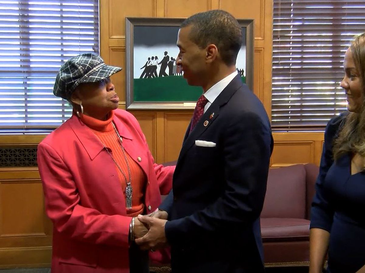 Montgomery's first black mayor is 'exciting' and 'gives hope,' residents say