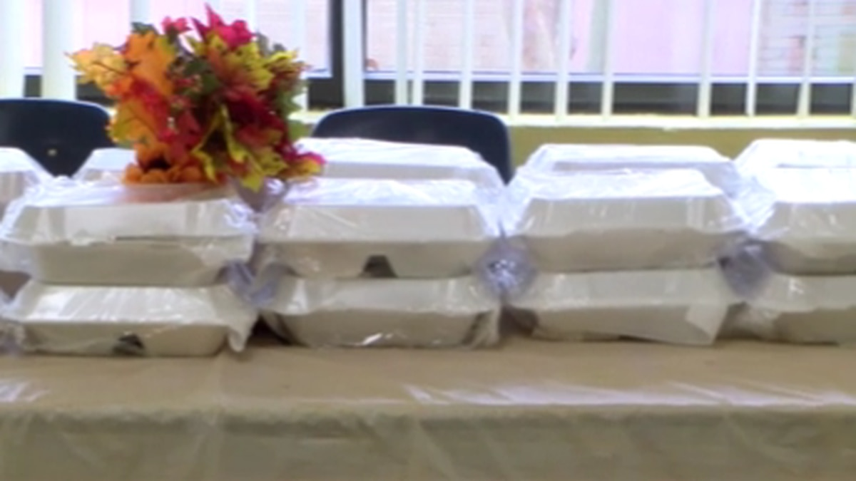 Salvation Army delivers Thanksgiving meals to those in need
