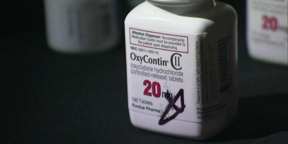 Blue Cross of Alabama to drop OxyContin coverage in 2019