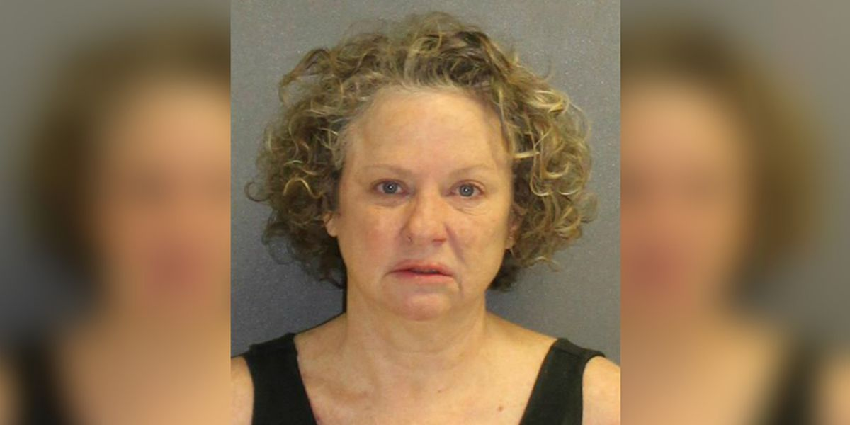 Florida woman charged with threatening black deputy with visit from KKK