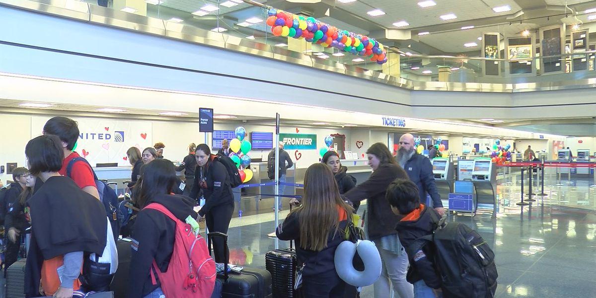 Coronavirus concerns as cargo flights from China to Huntsville begin