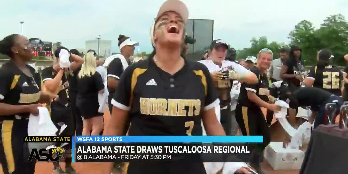 Alabama State Softball draws Tuscaloosa Regional