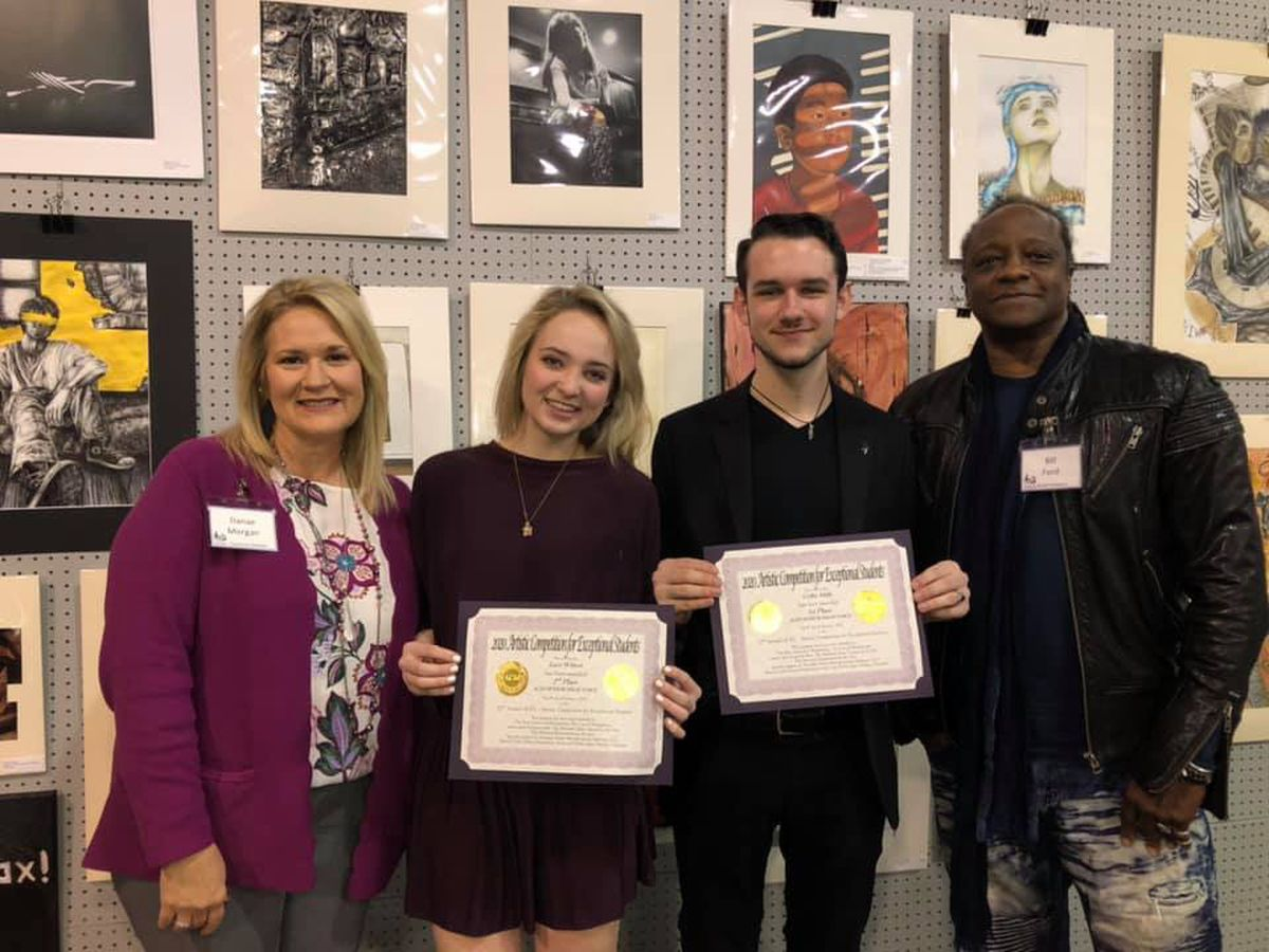 Students honored by Arts Council of Montgomery