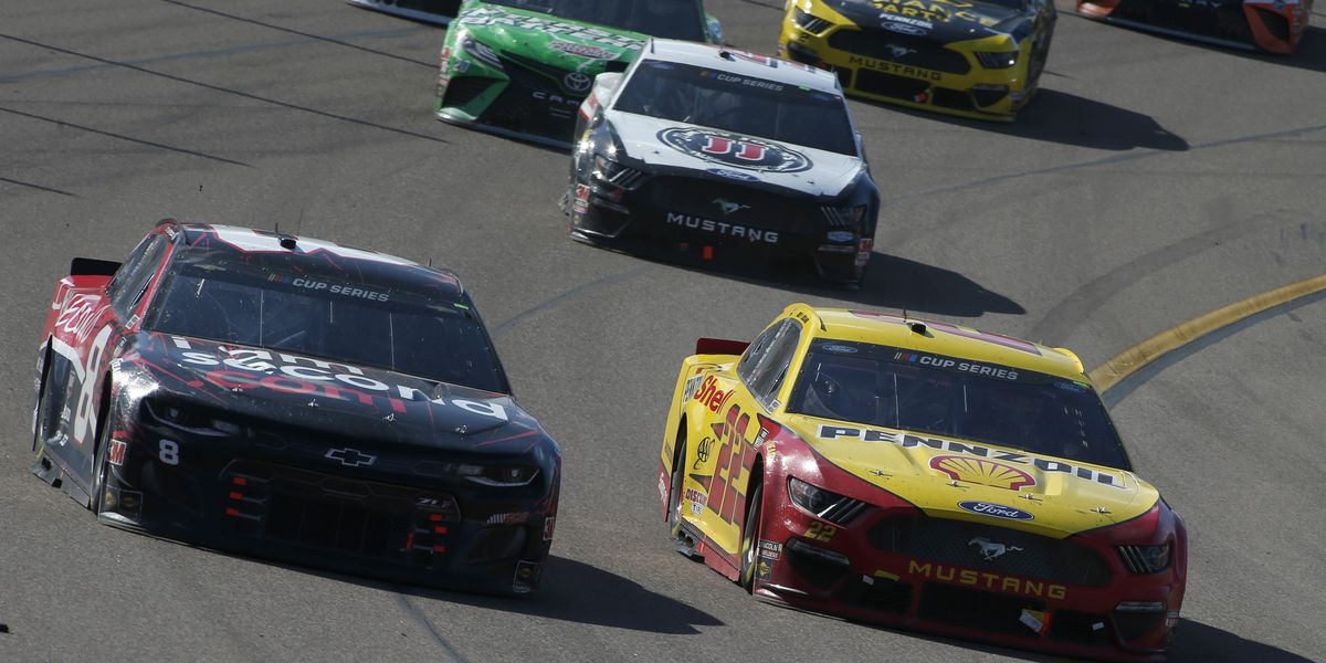 NASCAR coming back to Talladega June 20