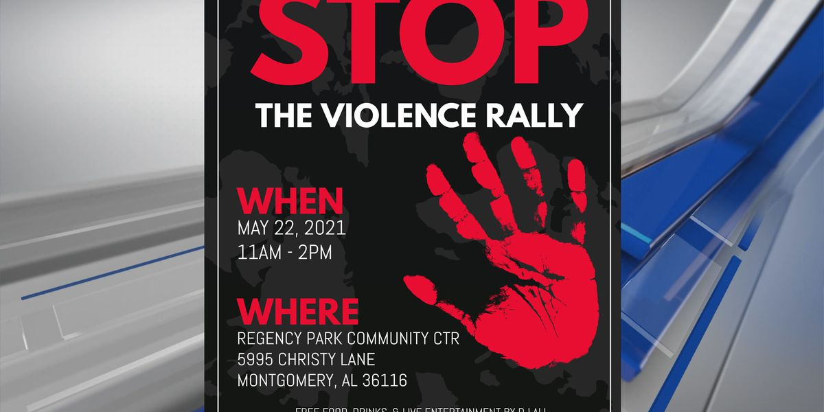Capital city to launch 'Stop the Violence' campaign with rally Saturday