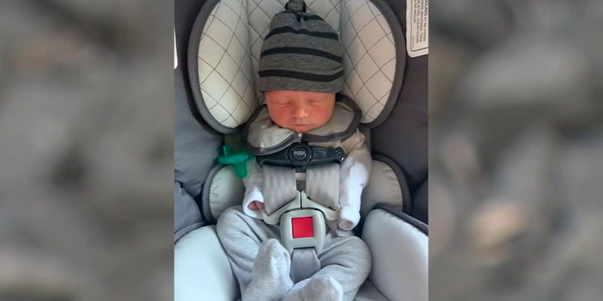 New mother says she didn't know she was pregnant until she gave birth