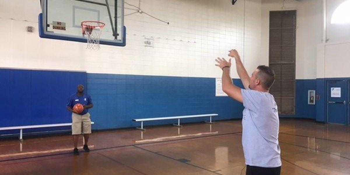 Montgomery man shooting for Guinness World Record
