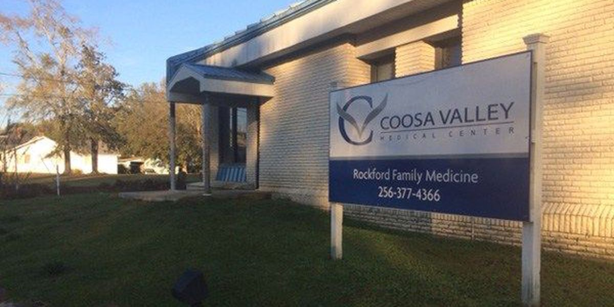 Coosa County town soon to find itself without medical care