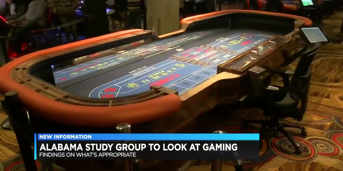 Chairman gives preview to study group on gambling policy