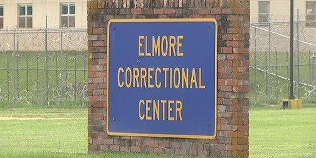 Elmore Correctional officer hurt breaking up inmate fight