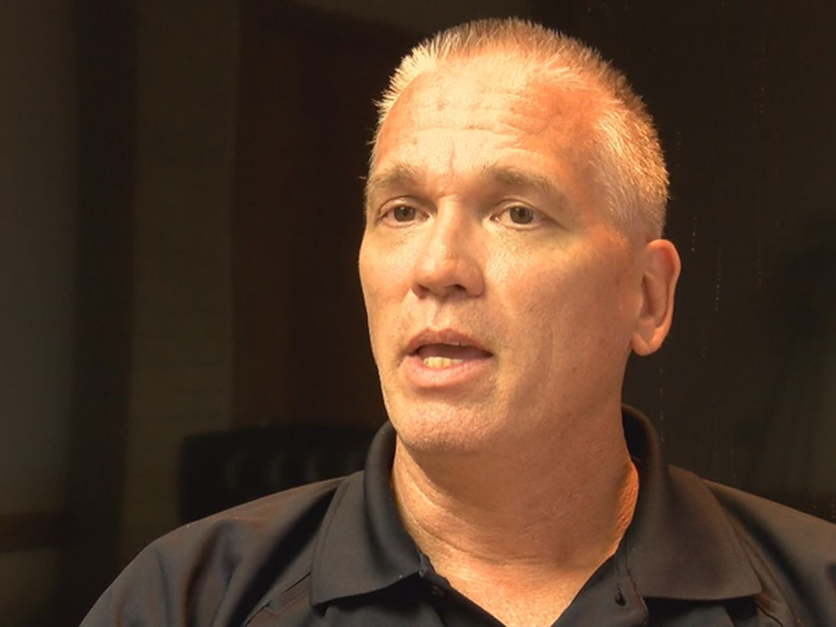 Police chaplain makes it his mission to prevent police suicides