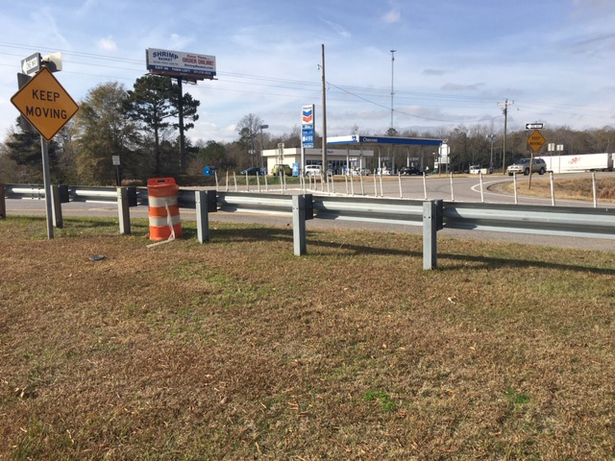 Georgiana residents welcome change coming to exit 114