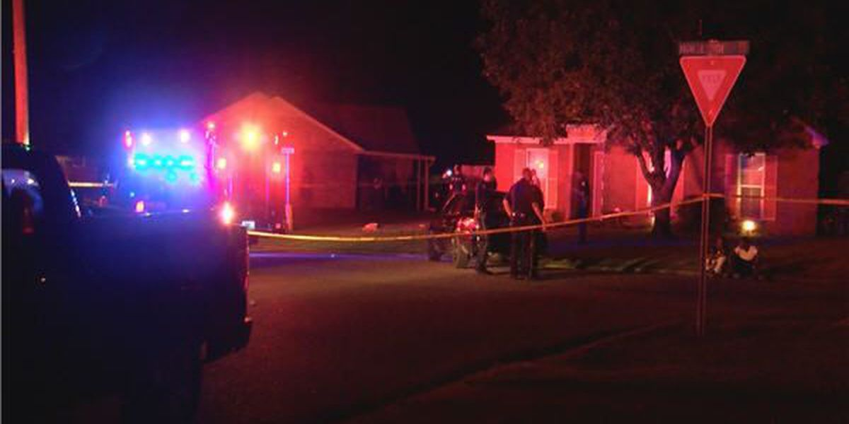 Man dies after Monday night shooting in Montgomery