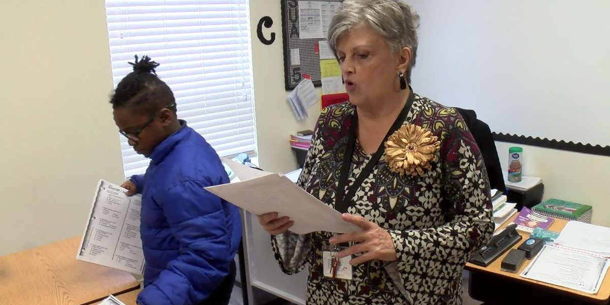 January Class Act Teacher says students helped her fight cancer