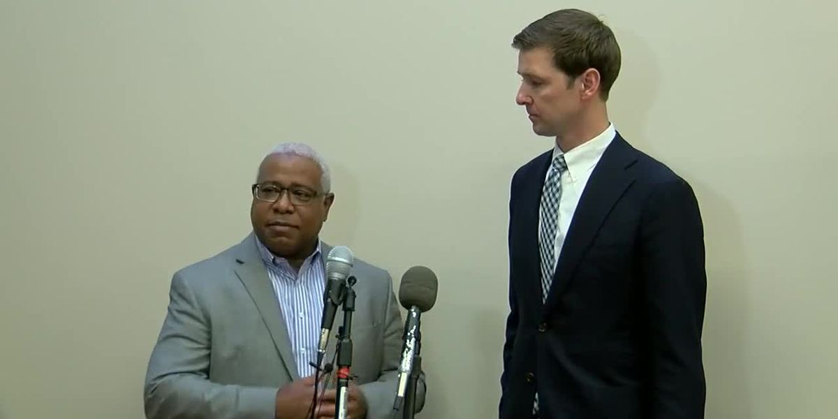 ALDOT officials hold a news conference on closing the I-59/20 bridge