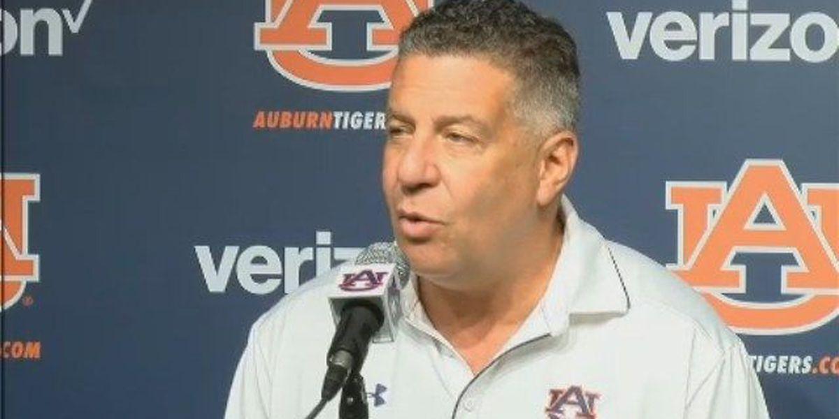 Auburn's Pearl signs 5-member recruiting class
