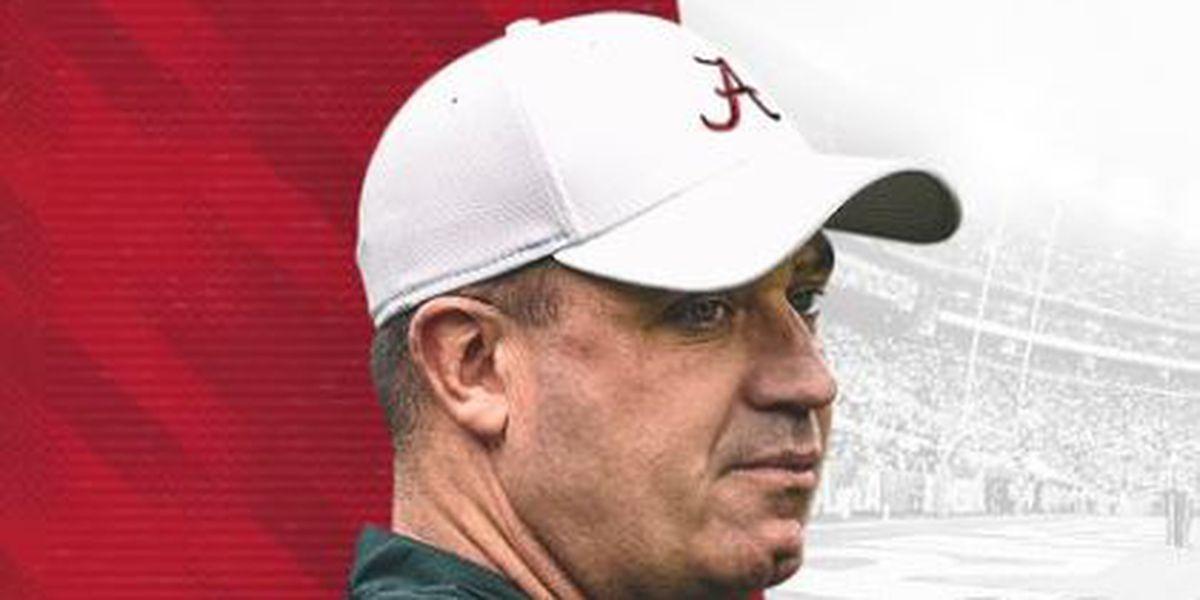 Bill O'Brien named Alabama offensive coordinator and quarterbacks coach