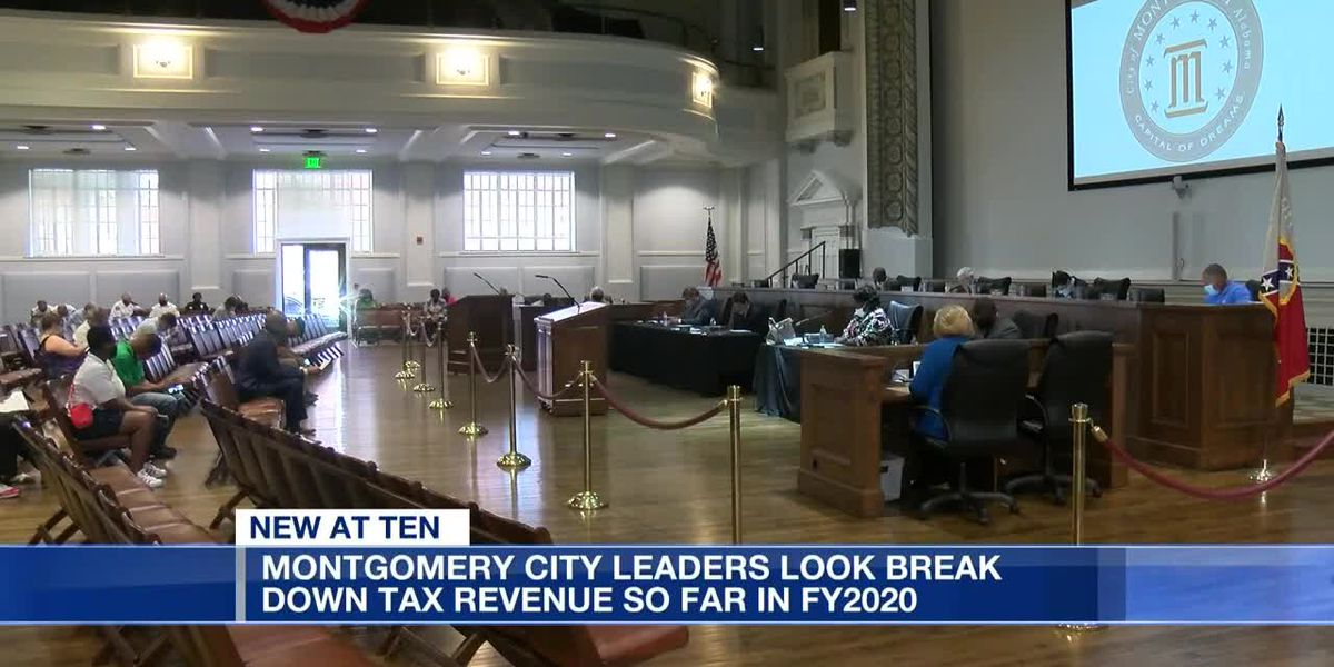 Montgomery mayor looks back at fiscal year so far