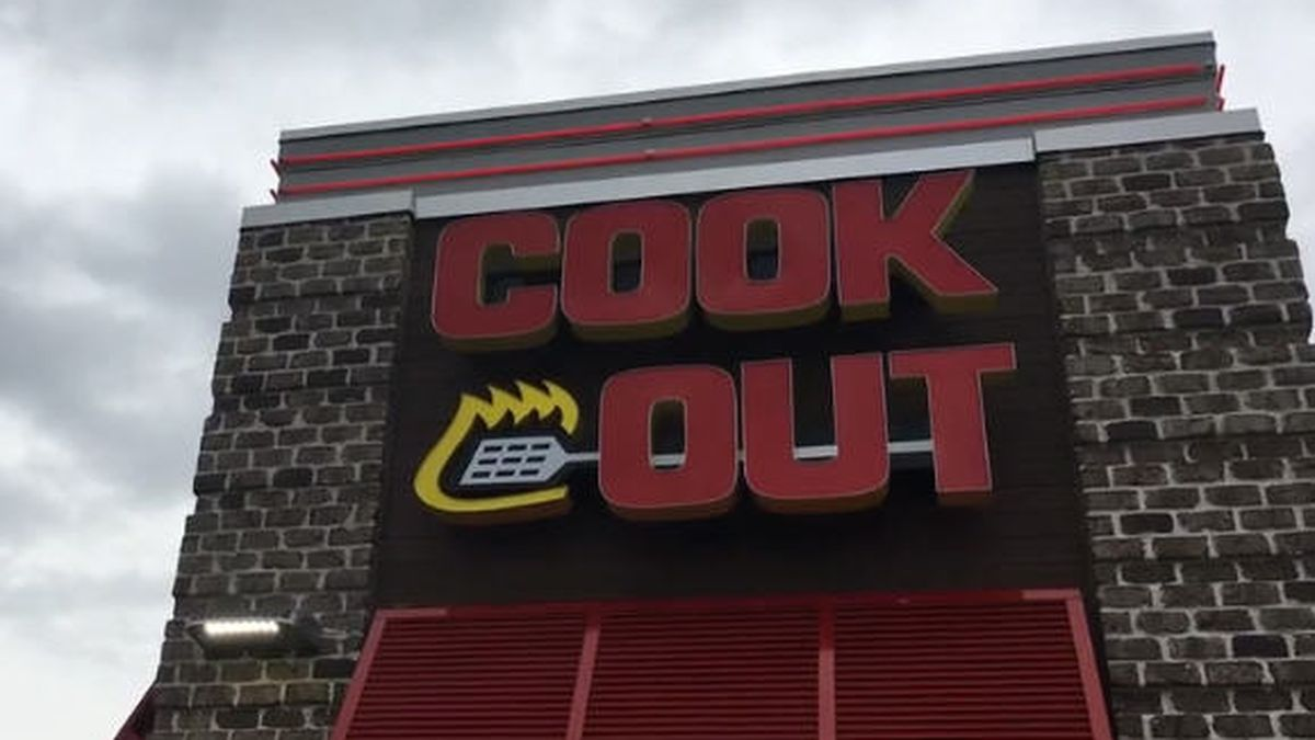 Cook Out opens Montgomery location