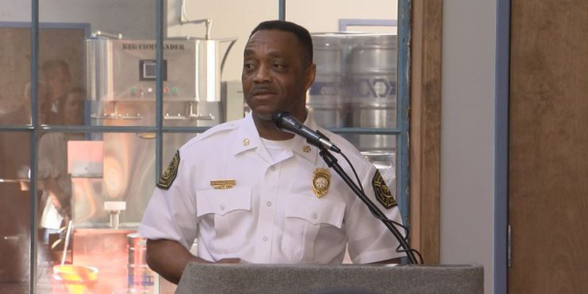 Montgomery fire official charged with domestic violence
