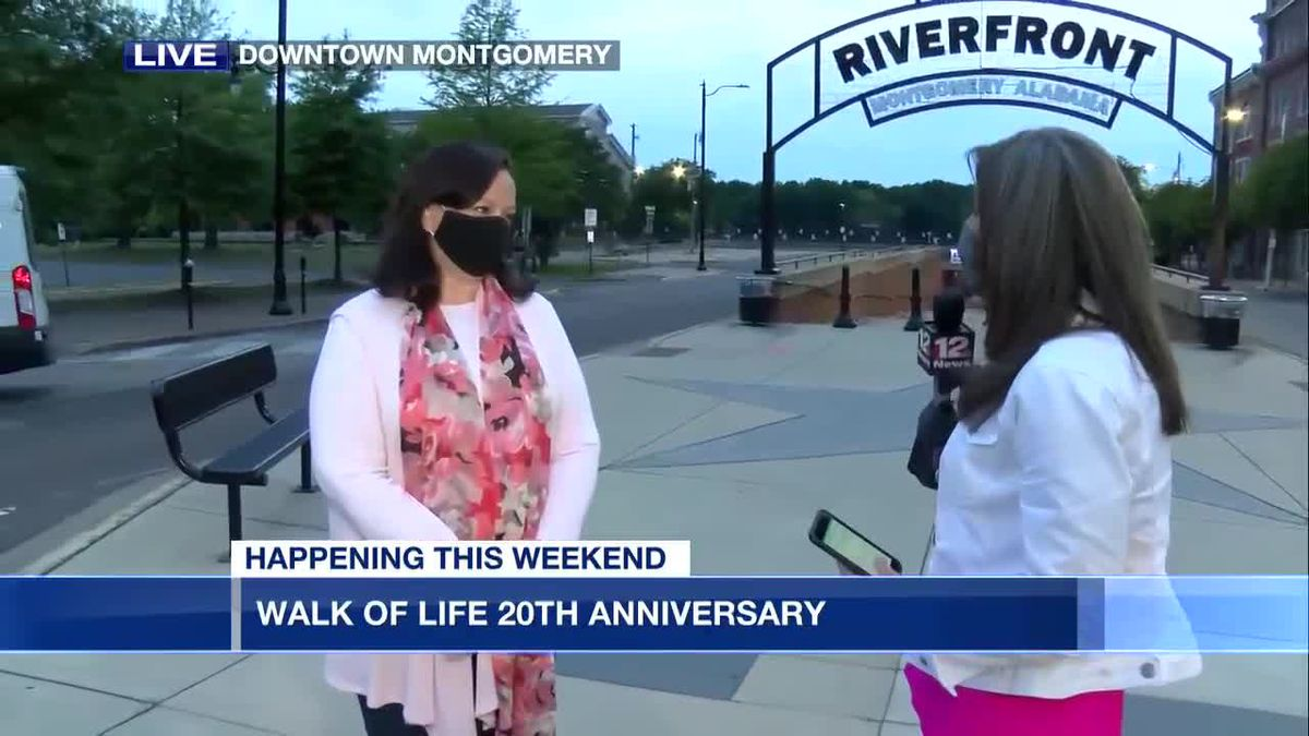 Joy to Life Foundation's 20th Anniversary Walk of Life takes different approach