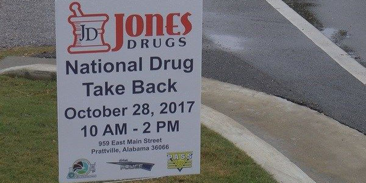 Authorities highlight importance of Prescription Drug Take Back Days