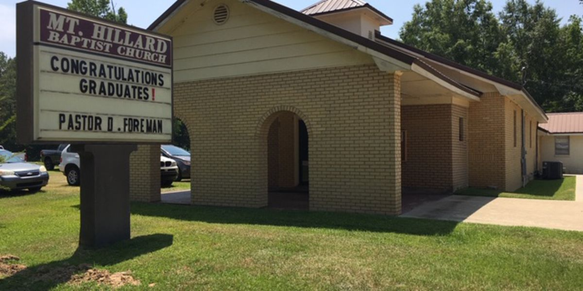 Volunteers build new 7,000 square-foot church in Bullock County