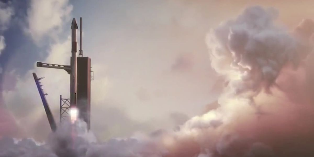 Take 2 for SpaceX's 1st astronaut launch with more storms; separate prototype test explodes in Texas
